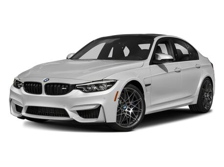 New BMW M3 in Mountain View