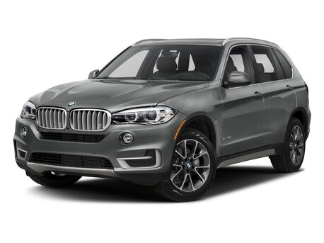 New BMW X5 in Mountain View