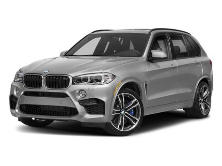 New BMW X5 M in Dallas