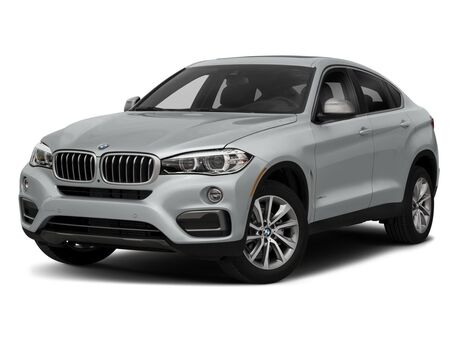 New BMW X6 in Mountain View