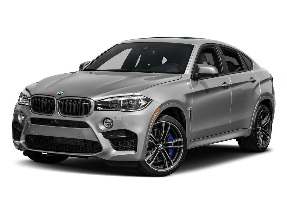 New BMW X6 M in Glendale