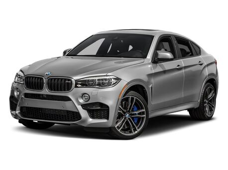 New BMW X6 M in Mountain View