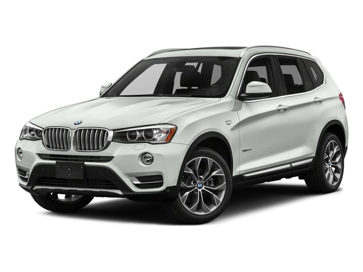 New BMW X3 in Glendale