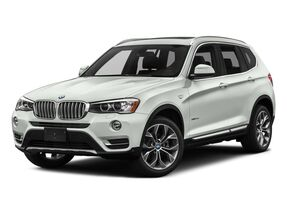 New BMW X3 at Pompano Beach