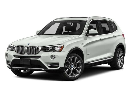 New BMW X3 in Mountain View