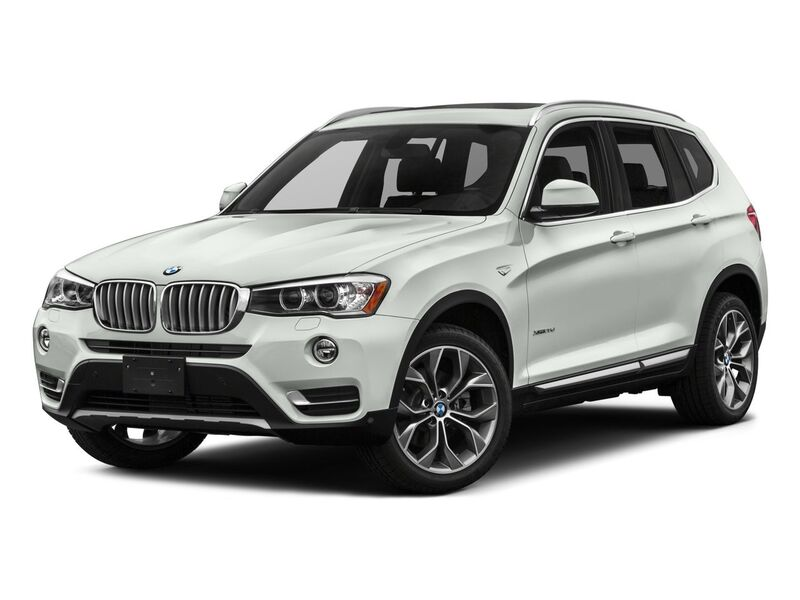 New BMW X3 in Coconut Creek