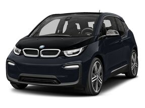 New BMW i3 at Pompano Beach