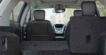 Multi-Flex Sliding Rear Seat