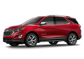 New Chevrolet Equinox at Woodlawn