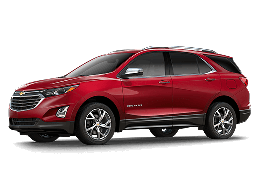 New Chevrolet Equinox near Dayton area