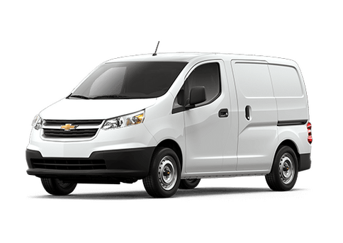New Chevrolet Express Cargo in