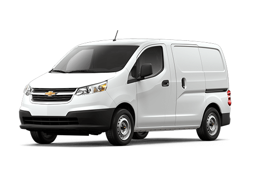 New Chevrolet Express Cargo near Dayton area