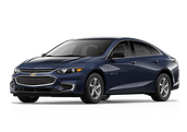 New Chevrolet Malibu at Woodlawn