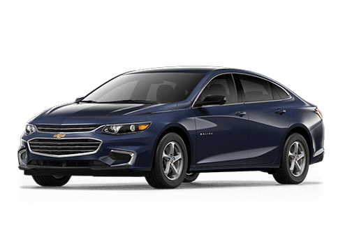New Chevrolet Malibu in Forest City
