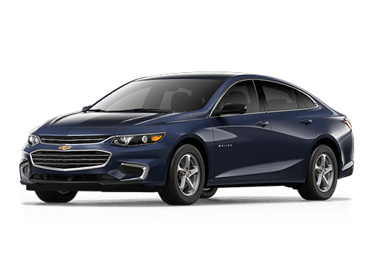 New Chevrolet Malibu near Dayton area