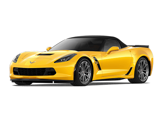 New Chevrolet Corvette near Dayton area