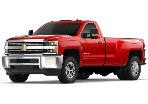 New Chevrolet Silverado 3500HD in Forest City