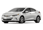 New Chevrolet Volt at Woodlawn