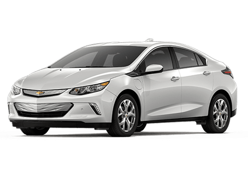 New Chevrolet Volt in