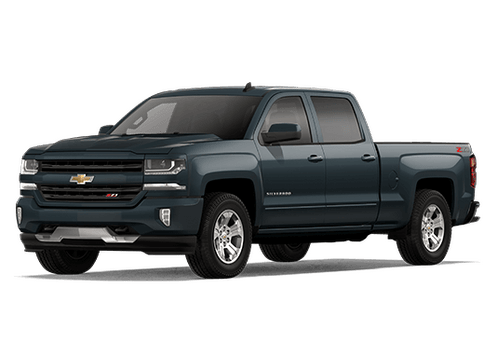 New Chevrolet Silverado 1500 in Southwest