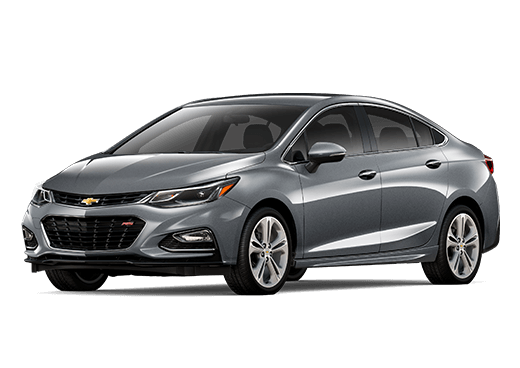 New Chevrolet Cruze near Dayton area