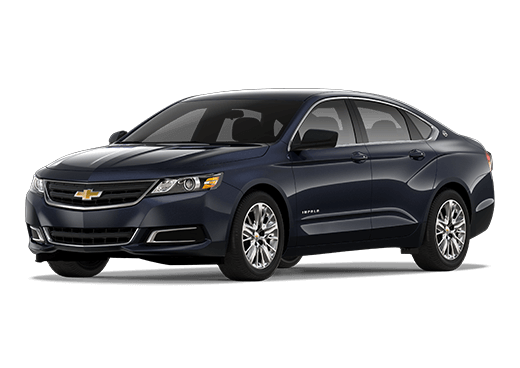 New Chevrolet Impala near Dayton area