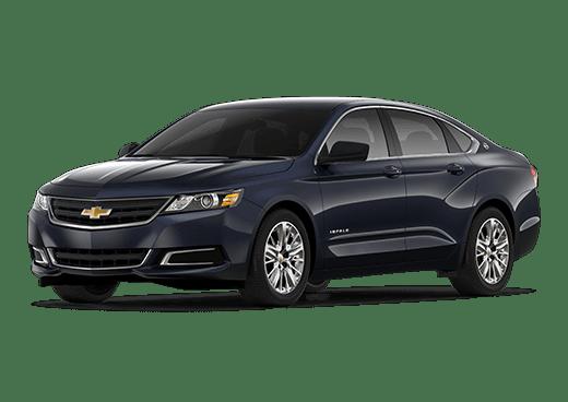 New Chevrolet Impala in Pottsville