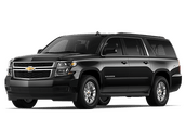 New Chevrolet Suburban at Woodlawn