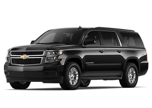 New Chevrolet Suburban near Dayton area