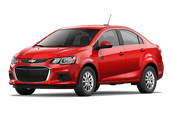 New Chevrolet Sonic at Woodlawn