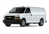 New Chevrolet Express Cargo Van at Woodlawn