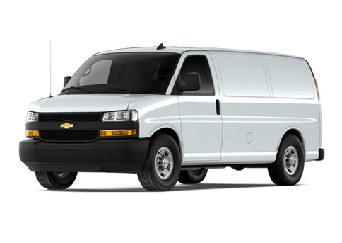 New Chevrolet Express Cargo Van in Valencia
