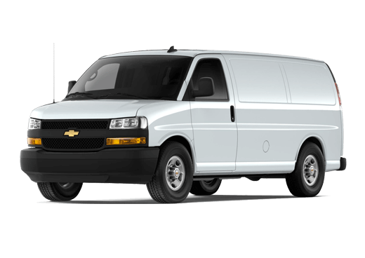 New Chevrolet Express Cargo Van near Dayton area