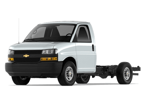New Chevrolet Express Commercial Cutaway in Tilbury