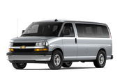 New Chevrolet Express Passenger at Woodlawn