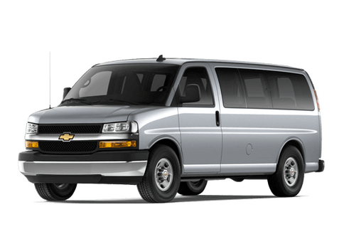 New Chevrolet Express Passenger in Patterson