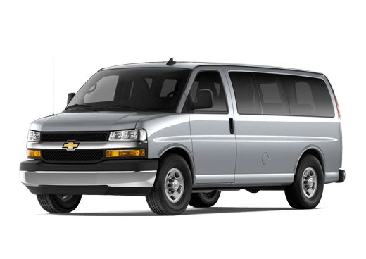 New Chevrolet Express Passenger near Dayton area