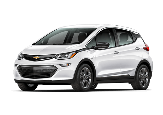 New Chevrolet Bolt EV near Dayton area
