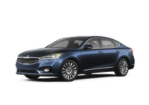 New Kia Cadenza at Escondido