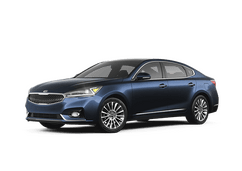 New Kia Cadenza at Puyallup
