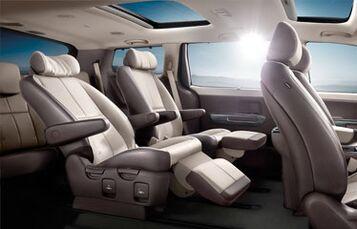 First-Class Comfort