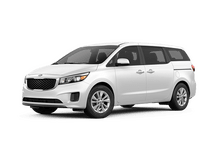 New Kia Sedona at Escondido