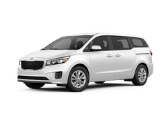 New Kia Sedona at Carrollton