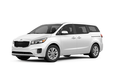 New Kia Sedona in Dublin