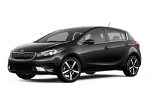 New Kia Forte5 at Escondido