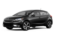 New Kia Forte5 at Puyallup