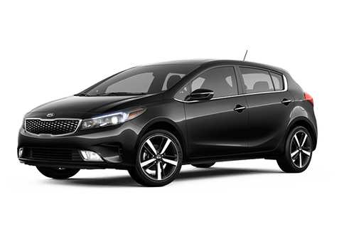 New Kia Forte5 in Edmonton