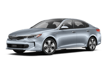 New Kia Optima Hybrid at Terre Haute