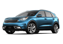 New Kia Niro at Escondido