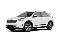 New Kia Niro Plug-In Hybrid at Puyallup
